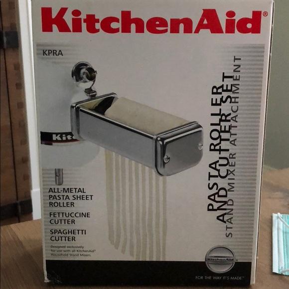 Other | Kitchenaid Kpra Pasta Roller And Cutter | Poshmark on